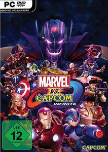 Verpackung von Marvel vs. Capcom: Infinite [PC]