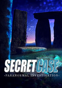 Packaging of Secret Case: Paranormal Investigation [PC]