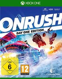 Verpackung von Onrush Day One Edition [Xbox One]