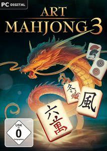 Verpackung von Art Mahjongg 3 [PC]
