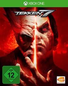 Verpackung von Tekken 7 [Xbox One]