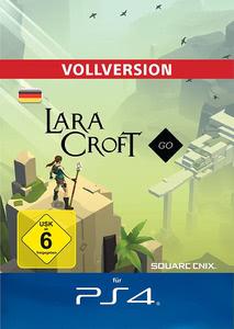 Verpackung von Lara Croft GO [PS4]