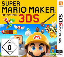 Verpackung von Super Mario Maker [3DS]