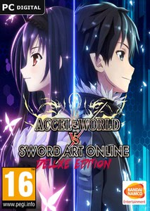 Emballage de Accel World vs. Sword Art Online Deluxe Edition [PC]