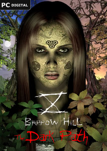 Packaging of Barrow Hill: The Dark Path [PC]