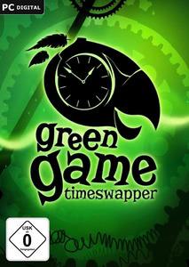 Verpackung von Green Game TimeSwapper [PC]