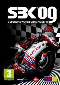 Packaging of SBK 09 [PC]
