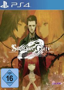 Verpackung von Stein's Gate Zero [PS4]