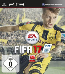 Verpackung von Fifa 17 [PS3]