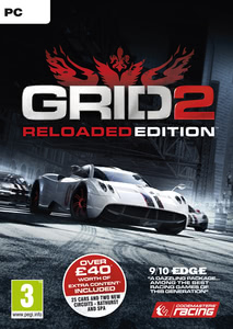 Packaging of Grid 2 Reloaded [PC]