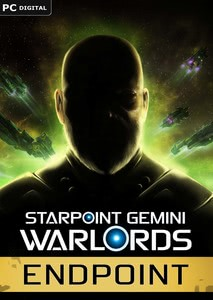 Packaging of Starpoint Gemini Warlords Endpoint [PC]