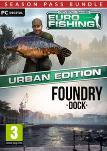Packaging of Euro Fishing: Urban Edition + Season Pass [PC]