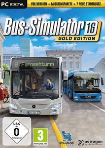 Verpackung von Bus-Simulator 16: Gold Edition [PC]