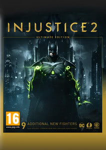 Packaging of Injustice 2 - Ultimate Edition [PC]