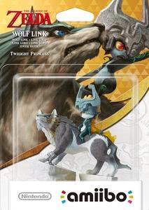 Verpackung von amiibo Wolf-Link [Wii U / 3DS]