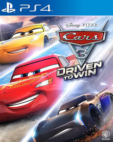 Verpackung von Cars 3: Driven to Win [PS4]