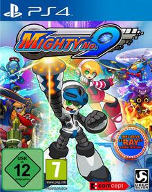 Verpackung von Mighty No.9 - Ray-Edition [PS4]