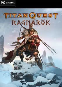 Packaging of Titan Quest: Ragnarök [PC]