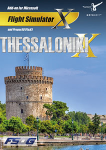 Packaging of FSX Thessaloniki X [PC]