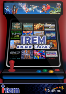Packaging of Irem Arcade Hits [PC]