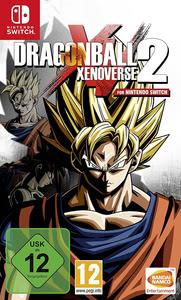 Verpackung von Dragon Ball Xenoverse 2 [Switch]