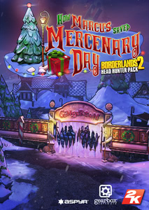 Verpackung von Borderlands 2: How Marcus Saved Mercenary Day [Mac]