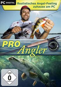 Verpackung von Pro Angler 2015 [PC]