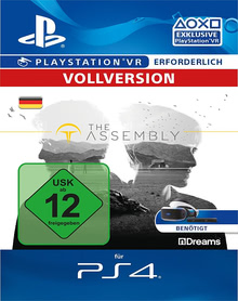 Verpackung von The Assembly - Playstation VR erforderlich [PS4]