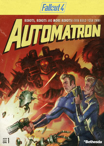 Packaging of Fallout 4 Automatron [PC]