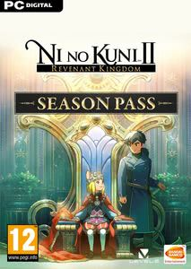 Packaging of Ni No Kuni 2 Season Pass [PC]