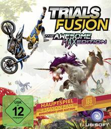 Verpackung von Trials Fusion Level Max-Edition [PC]