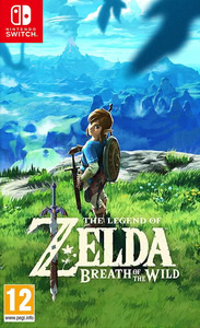 Packaging of The Legend of Zelda: Breath of the Wild [Switch]