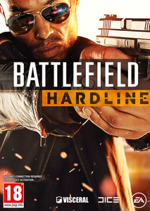 Packaging of Battlefield Hardline [PC]
