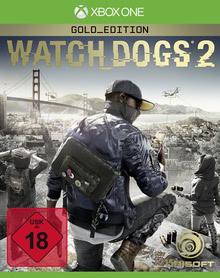 Verpackung von Watch Dogs 2 Gold Edition [Xbox One]