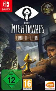 Verpackung von Little Nightmares Complete Edition [Switch]