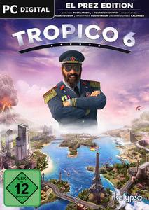 Verpackung von Tropico 6 El Prez Edition [PC]