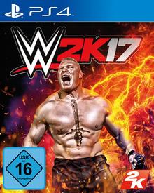 Verpackung von WWE 2K17 [PS4]