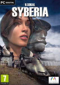 Packaging of Syberia [PC]