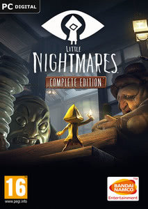Packaging of Little Nightmares Complete Edition [PC]