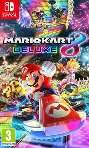 Emballage de Mario Kart 8 Deluxe [Switch]