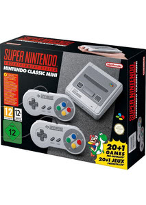 Verpackung von Nintendo Classic Mini: Super Nintendo Entertainment System [INDEPENDENT.content]