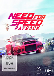 Verpackung von Need for Speed: Payback (Code in Box) [PC]