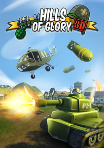 Packaging of Hills of Glory 3D [PC]