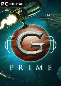 Packaging of G Prime: Into the Rain [PC / Mac]