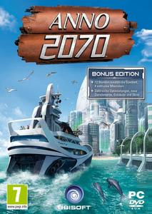Verpackung von Anno 2070 Bonus Edition (PEGI AT) [PC]
