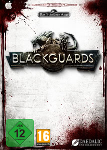 Verpackung von Blackguards Das Schwarze Auge [Mac]
