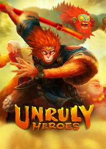 Verpackung von Unruly Heroes [PC]