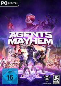 Verpackung von Agents of Mayhem [PC]