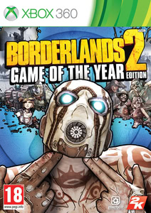 Verpackung von Borderlands 2: Game of the Year Edition (PEGI-AT) [Xbox 360]