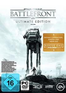 Verpackung von Star Wars Battlefront Ultimate Edition [PC]